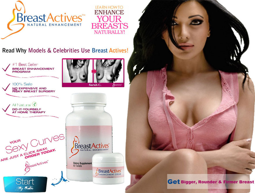 Actives results breast